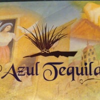 Photo taken at Azul Tequila by Johnny L. on 3/17/2012