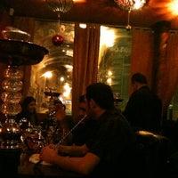 Photo taken at Sahara Café by Frank H. on 4/4/2012