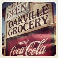 Photo taken at Oakville Grocery Co. by Napa Valley Film Festival on 5/30/2012