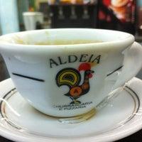 Photo taken at Aldeia Restaurante e Churrascaria by Ronan A. on 7/13/2012