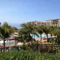 Photo taken at Terranea Resort by EJ G. on 4/28/2012