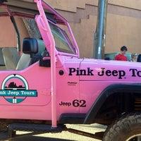 Photo taken at Pink Jeep Tours Sedona, AZ by Jennifer Kjellgren ~. on 6/4/2012