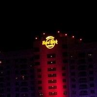 Photo taken at Seminole Hard Rock Hotel & Casino by Danielle O. on 2/5/2012