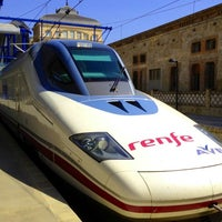 Photo taken at RENFE Estació Lleida - Pirineus by Nano on 7/19/2012