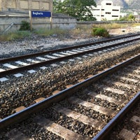 Photo taken at Stazione FS Bagheria by lui C. on 7/11/2012