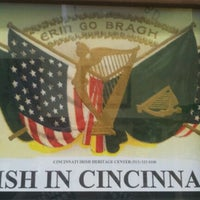 Photo taken at Irish Heritage Center of Greater Cincinnati by Christine H. on 6/2/2012