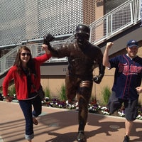 Photo taken at Target Plaza @ Target Field by Erica A. on 5/12/2012