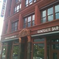 Photo taken at Dinosaur Bar-B-Que by Ryan G. on 7/1/2012
