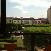 Photo taken at Plaza Restaurant by Jesús on 9/8/2012