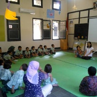 Photo taken at Tumbuh Primary School by Anom B. on 7/16/2012