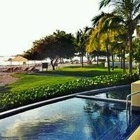 Photo taken at The St. Regis Punta Mita Resort by David G. on 6/5/2012