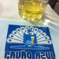 Photo taken at Pavāo Azul by Thiago F. on 8/2/2012