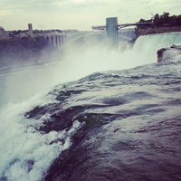 Photo taken at Niagara Falls State Park by Hannah B. on 8/9/2012
