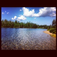 Photo taken at Bennett Lake by Jerry N. on 8/11/2012