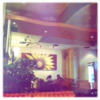 Photo taken at Caffe' muco by JJung E. on 6/29/2012