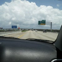Photo taken at I-595 by Harrison on 7/28/2012
