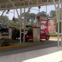 Photo taken at Autolavado Xi-ber by Jorge M. on 5/3/2012