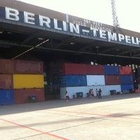 Das Foto wurde bei Flughafen Tempelhof von Marc R. am 8/25/2012 aufgenommen