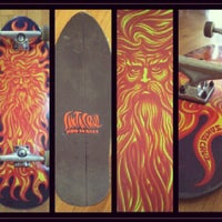 Photo taken at Apparition Skateboards by Dominic L. on 8/11/2012