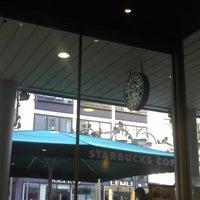 Photo taken at Starbucks by Aubrey C. on 2/12/2012