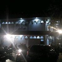 Photo taken at Masjid Nurul Maa'i PDAM by Fahd F. on 5/17/2012