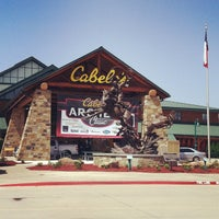 Photo taken at Cabela's by Andrew W. on 7/28/2012