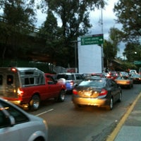 Photo taken at Av. División del Norte by Ivan S. on 6/16/2012