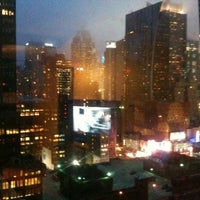Photo taken at Fairfield Inn & Suites by Marriott New York Manhattan/Times Square by Mike E. on 5/16/2012