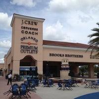 Photo taken at Orlando Vineland Premium Outlets by Rafael R. on 8/31/2012