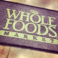 Photo taken at Whole Foods Market by StrangeBrewCoffeehouse C. on 2/25/2012