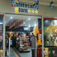 Photo taken at Galatasaray Store by Okan E. on 4/30/2012