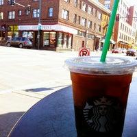 Photo taken at Starbucks by Kate K. on 4/21/2012