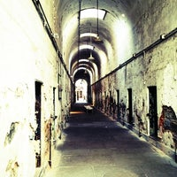 Photo taken at Eastern State Penitentiary by Alex Y. on 2/20/2012