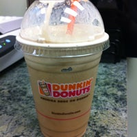 Photo taken at Dunkin' Donuts by Justine v. on 4/2/2012