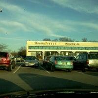 Photo taken at Panera Bread by Jeff S. on 2/22/2012