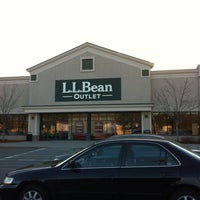 Photo taken at L.L.Bean Outlet Store by Adam on 3/27/2012