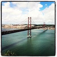 Foto tomada en Ponte 25 de Abril por Mitsu M. el 5/1/2012