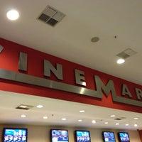 Photo taken at Cinemark by Mineirinho J. on 2/20/2012