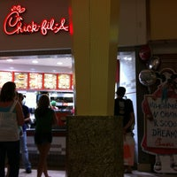 Photo taken at Chick-fil-A by James C. on 3/18/2012