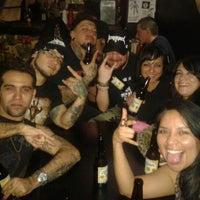 Photo taken at Gato Calavera by Manuel (. on 2/19/2012