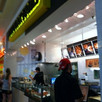 Photo taken at New York Fries by KittyGinaMeow S. on 7/16/2012