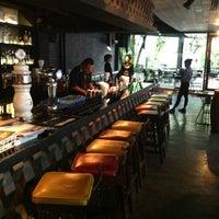 Photo taken at Wine Republic Bar & Bistro by Richard H. on 5/6/2012