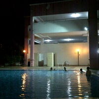 Photo taken at Sutramas Apartment Swimming Pool by Andy S. on 4/29/2012