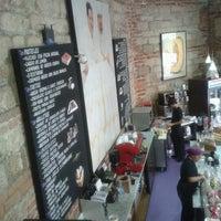 Photo taken at Café Artesanos del Dulce by Nassau on 9/12/2012