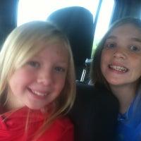 Photo taken at Red Oak Middle School by Julia F. on 8/28/2012