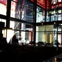 Photo taken at Singularis Restaurante by Nicholas C. on 3/10/2012