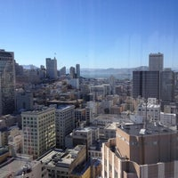 Photo taken at The Park Central San Francisco by heather l. on 6/28/2012