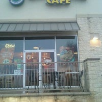 Photo taken at Tropical Smoothie Cafe by excitable h. on 2/15/2012