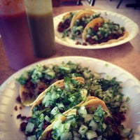 Photo taken at Lilly's Taqueria by Joshua P. on 6/29/2012