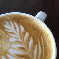 Photo taken at SteamDot Espresso & Coffee Lab by Eric Z. on 3/4/2012